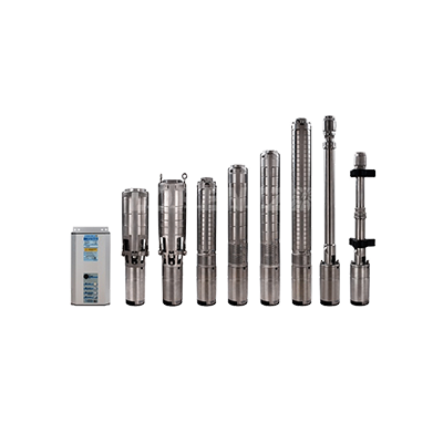 Lorentz Submersible Solar Pumps